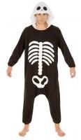Jumpsuit Skelett 180cm