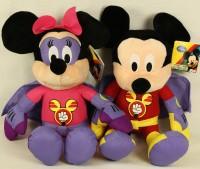 Minnie & Mickey Superhelden