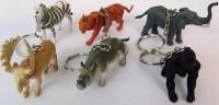 144 Wildtier Schlüsselanhänger
