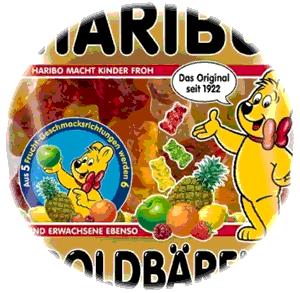 Haribo Goldbären erobern die Welt