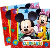Mickey Mouse 20 Pap.Servietten Mickey Mouse
