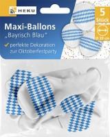 5 Maxiballone Oktoberfest