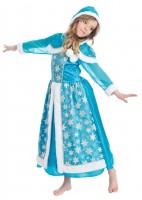 Kostüm Eiskönigin 116cm