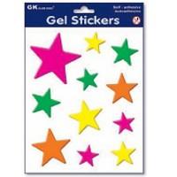 Gel Sticker Sterne