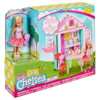 BARBIE Chelsea Club Spielhaus