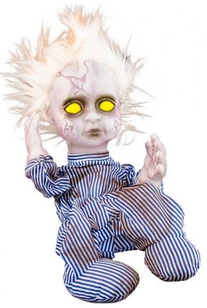 Baby Zombie Puppe 30cm