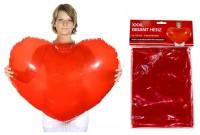 Aufblasbares XXL-Herz