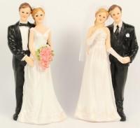 Brautpaar Figur