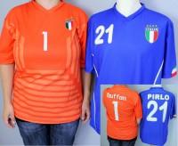 Fussballtrikot Italien S