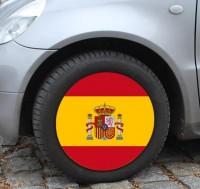 Radsocken fürs Auto Spanien