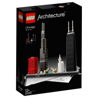 LEGO ARCHITECTURE Chicago