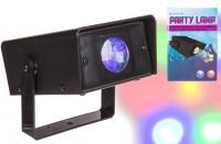 Partyleuchte 7 Farben LED 15cm exkl. 3 AA-Batterien