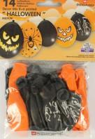Halloween Ballongirlande