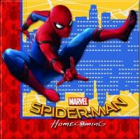 Servietten Spiderman