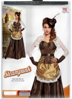 Steampunk Lady M