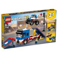 LEGO CREATOR Stunt-Truck Transporter