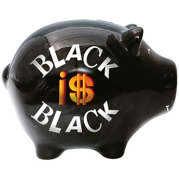 Noname Sparsäuli Black is black 17.5cm