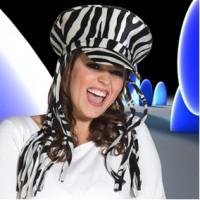 Mütze Zebra-Mähne
