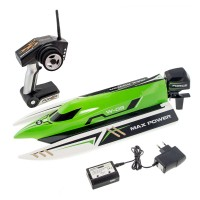 SIVA MaXx Speed Boat grün 2.4 GHz