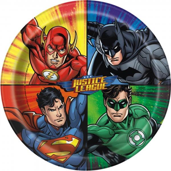 Partyteller Superhelden Justice League