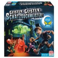 MATTEL GAMES Geister,Geister, Schatzsuch-