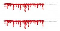 Armbänder mit Blutstropfen