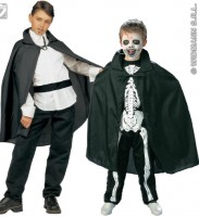 Kinderumhang Dracula oder Zorro 90cm