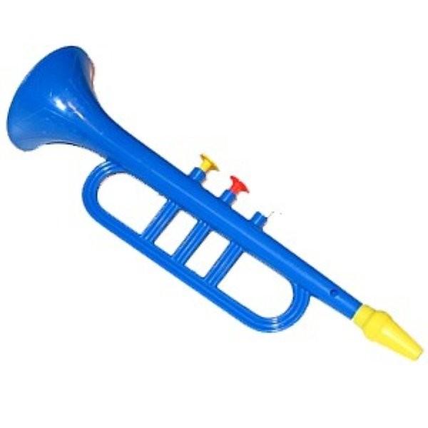 Jazztrompete gelb