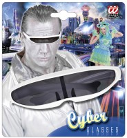 Cyberbrille weiss