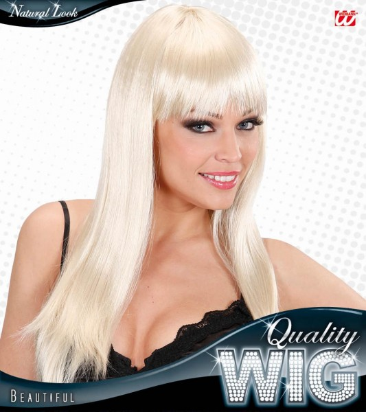 Perücke Beautiful blond