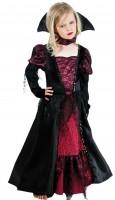 Kinderkostüm Vampirin 140cm