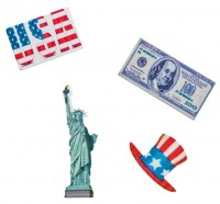 Tischkonfetti USA
