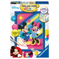 RAVENSBURGER Malset Micky und Minnie