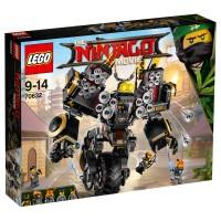 LEGO NINJAGO Cole's Donner-Mech