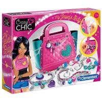 Clementoni Crazy Chic Meine Schmucktasche DFI