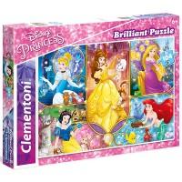 Brilliant Puzzle Princess 104 tlg.