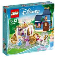 LEGO DISNEY PRINCESS Cinderellas zauberhafter