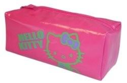 Hello Kitty Federtasche Pink Neon