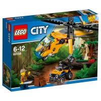LEGO CITY Dschungel-Frachthubschrauber