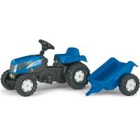 Rolly Toys rollyKid New Holland blau