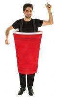 Kostüm Beer Pong Becher