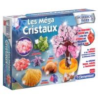 Clementoni Les Méga Cristaux französisch