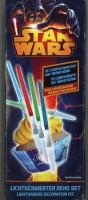 12 Deko Lichtschwerter Star Wars
