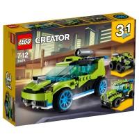 LEGO CREATOR Raketen-Rallyeflitzer