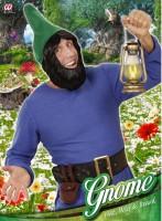 Gartenzwerghut-Set grün