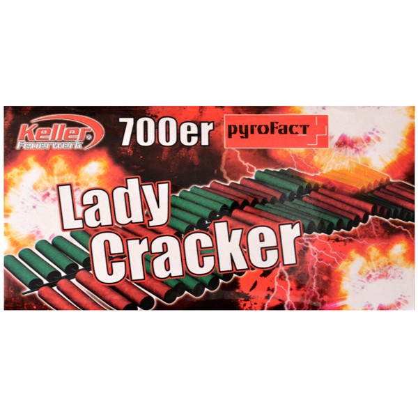 Lady-Cracker 10x70 Schuss