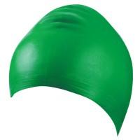 Latex-Schwimmhaube grün
