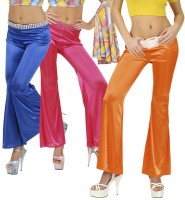 Damenhose im 70er-Jahre Stil M