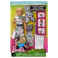 BARBIE Barbie Crayola blond