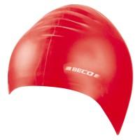 Beco Silikon-Schwimmhaube rot